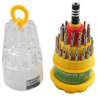 Jackly 31 In 1 Screwdriver Set Tool Kit With Case