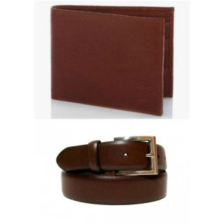 Zakina Exclusive Men Belt  Wallet Combo ZE2