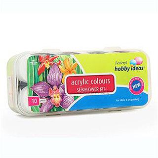 Hobby Ideas Fevicryl Sunflower Kit (150 ML)