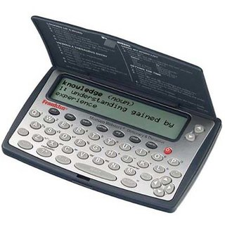 Franklin Merriam-Webster MWD-460 Calculator