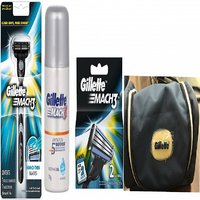 Gillette Mach 3 Exclusive travel Pack