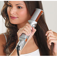InStyler-A Rotating & Cylinder & Hot Iron For New Styling, Straightening & Polishing