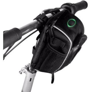 Futaba Bicycle Front Frame Handlebar Holder Pouchtube Bag