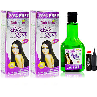 Nutriglow Kesh Ratan Hair Oil (Pack Of 2)