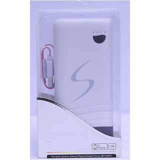 Samsung 20000mAh - 2 USB Port with LED Screen power bank