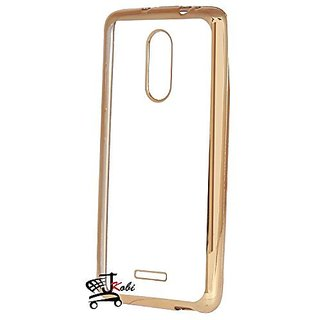 HTC DESIRE 526 CHROME GOLD BACK COVER