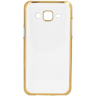 HTC DESIRE 820 CHROME GOLD BACK COVER