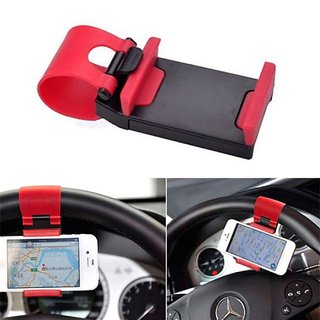 Car steering wheel phone socket holder CODEcd-0012