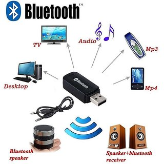 Bluetooth USB Dongle Bluetooth Audio Receiver 2 in 1 Music Receiver adpater CODEZE-0726