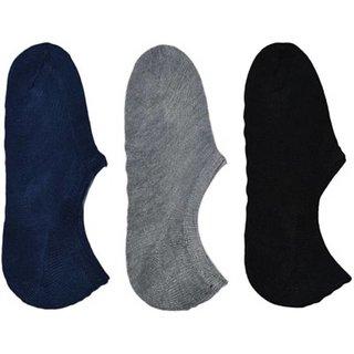 RR Accessories Men's No Show Socks(plan lofar3)