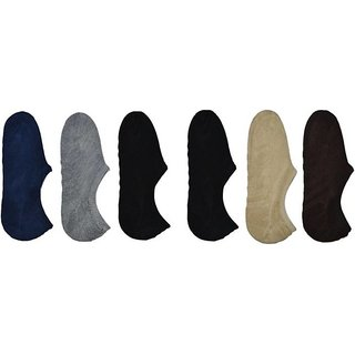 RR Accessories Men's No Show Socks(plan lofarl)