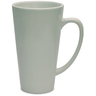 Conical Mug - White