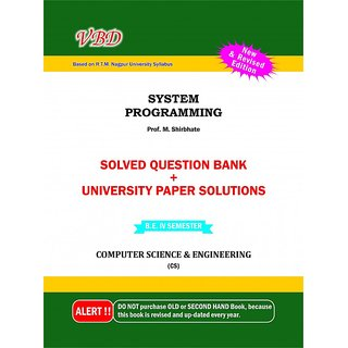 A text book of System programming (VBD)