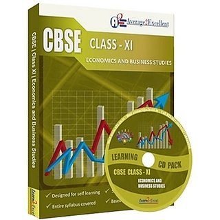 CBSE Class 11 Business Studies & Economics Study Pack