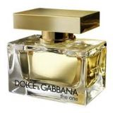 Branded Perfume Unboxed Dolce & Gabbana D&G The One Women 75 Ml