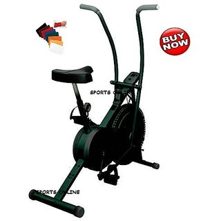 Lifeline Dual Action Exercise Cycle Bike  Home Gym+Wrist Band available at ShopClues for Rs.4633