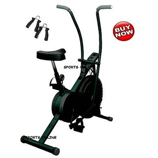 Lifeline Dual Action Exercise Cycle Bike Home Gym+ Hand Grips available at ShopClues for Rs.4656