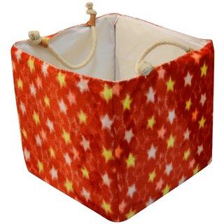 Creative Textiles PU Multi Colour Laundry/Toy Basket