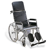 Renewa Commode Wheel Chair Fs - 609Gc