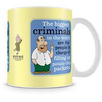 Aunty Acid - Biggest Criminals In The World Mug