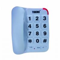 TOKMO TL-1000 BIG CORDED LANDLINE PHONE
