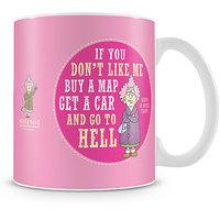 Aunty Acid - Go To Hell Mug