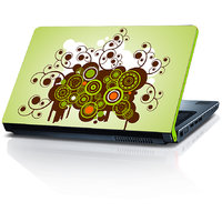 Vector Art Laptop Skin By Shopmillions