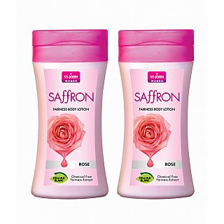 Body Lotion Rose (Set of 2)