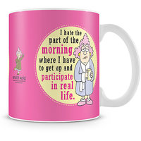 Aunty Acid - Participate In Real Life Mug