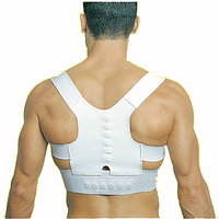 Posture Corrector Magnet Brace Back Supporter For Poor Posture
