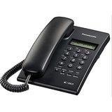 Panasonic KX-TSC60SXB Corded Landline Phone (Black)