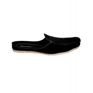 Kewl Instyle Black In Trend Men's Slip On Loafer