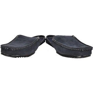Kewl Instyle Blue Classy Men's Slip On Loafer