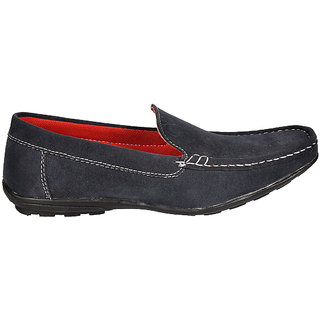 Kewl Instyle Black Classic Men's Slip On Loafer