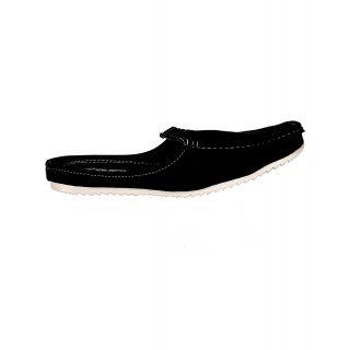 Kewl Instyle Black Modern Men's Slip On Loafer