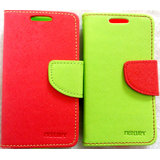 Samsung 7562 Mercury Fancy Diary Flip cover CASE FoR Samsung Galaxy S-Duos S-7562- Multi Colors