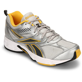 Reebok Silver Sports Shoes