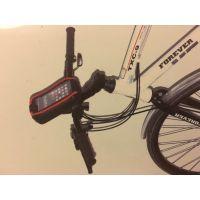Bicycle handlebar Mobile Holder and Bag