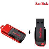Sandisk Cruzer Blade + Sandisk Cruzer Switch 8GB