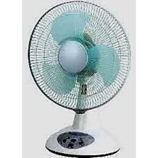 Rechargeable Table Fan with light available at ShopClues for Rs.2150