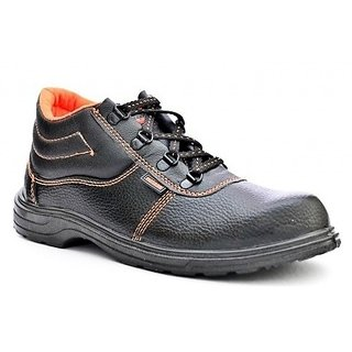 Hillson Beston Safety Shoe  size 7 available at ShopClues for Rs.429