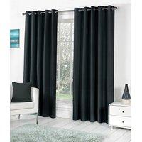 BSB Trendz Plain Pack Of 2 Window Curtain (P-101)