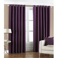 BSB Trendz Plain Single Window Curtain (PS-97)