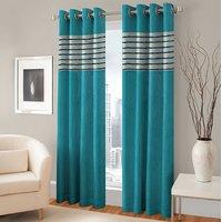 BSB Trendz Panle Print Single Door Curtain (PS-129)
