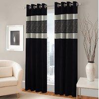 BSB Trendz Panle Print Single Door Curtain (PS-139)