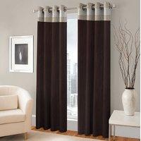 BSB Trendz Panle Print Single Door Curtain (PS-152)