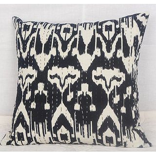 Kantha Handmade Pillow Throw Cushion Cover