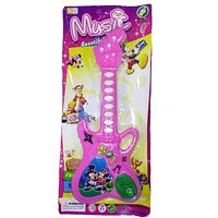 MICKEY MUSICAL MINI GUITAR FOR KIDS (ASSORTED)