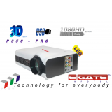 EGATE P350 Mini Portable-LED LCD Video Projectors-AV USB TV VGA S-VIDEO YPbPr