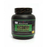 British Nutrition Recovery Glutamine Formula Fruit Punch 300Gm